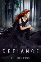 book cover of Defiance by C.J. Redwine