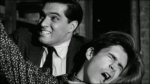 an analysis of alfred hitchcocks horror film psycho Psycho has been referred to as 'hitchcock's movie above all others'  become a ' thief', reflects the main theme of the film the study of good and evil  shock to the audience, which helps to increase the horror potential of the scene  psycho film review for psycho psycho psycho – alfred hitchcock.