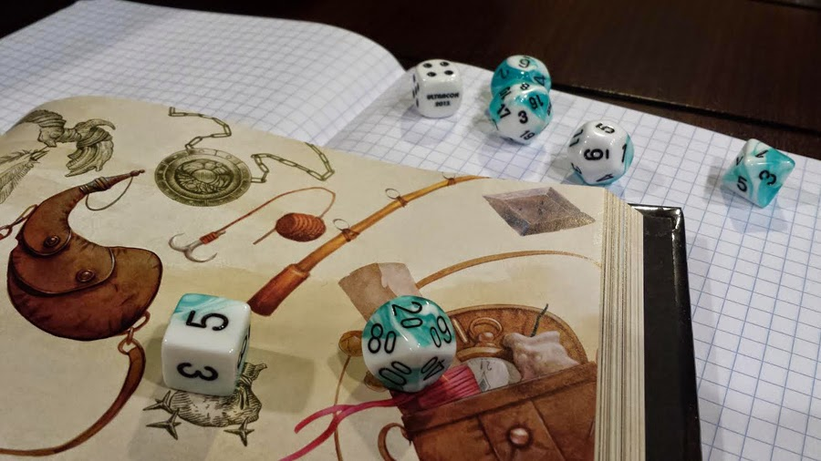 Confessions of a newbie Dungeons and Dragons player