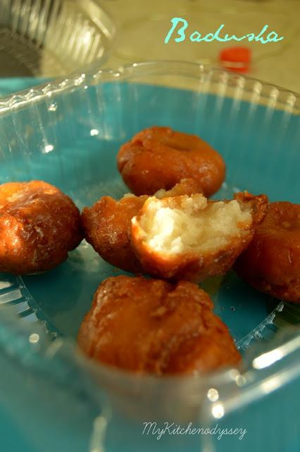 badusha recipe2