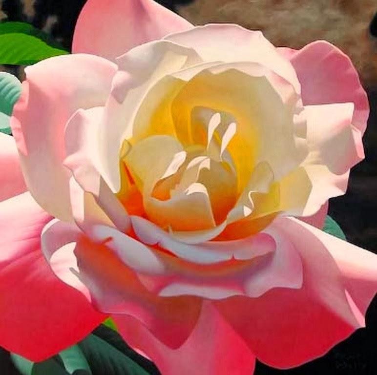 Cuadros modernos pinturas y dibujos cuadros de flores for Cuadros bonitos y modernos