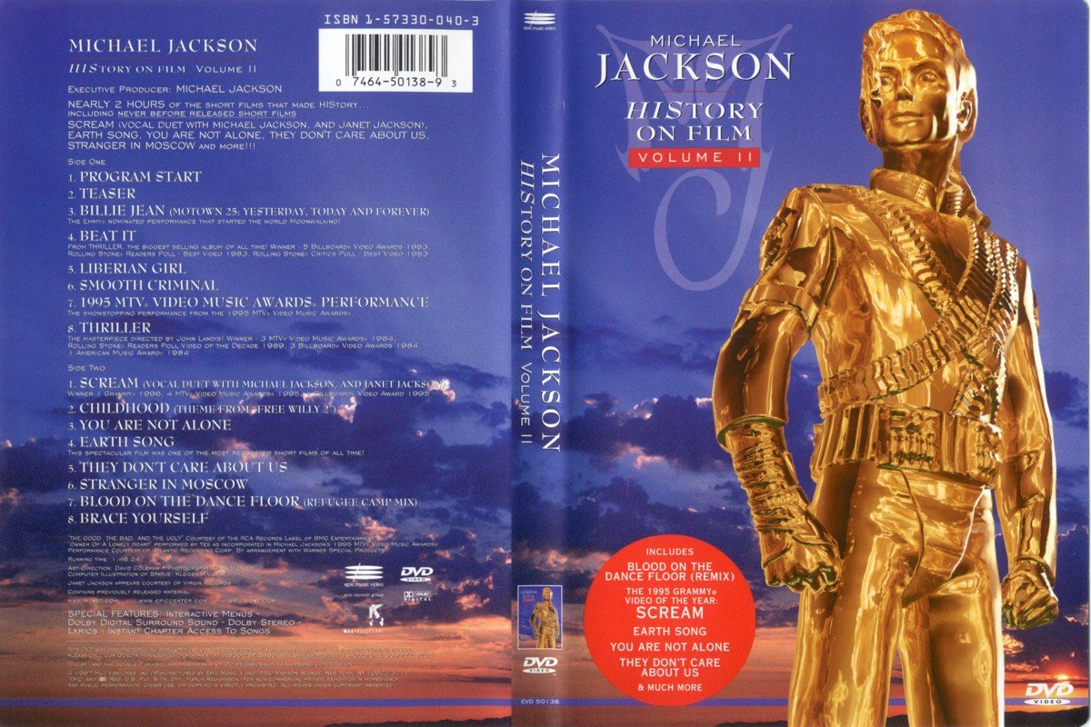 the bio history of michael jackson Brief history of michael jackson the bio history of michael joseph jackson began when he was born on the 29th of august 1958 in gary , indiana  he was the 7th of nine children.