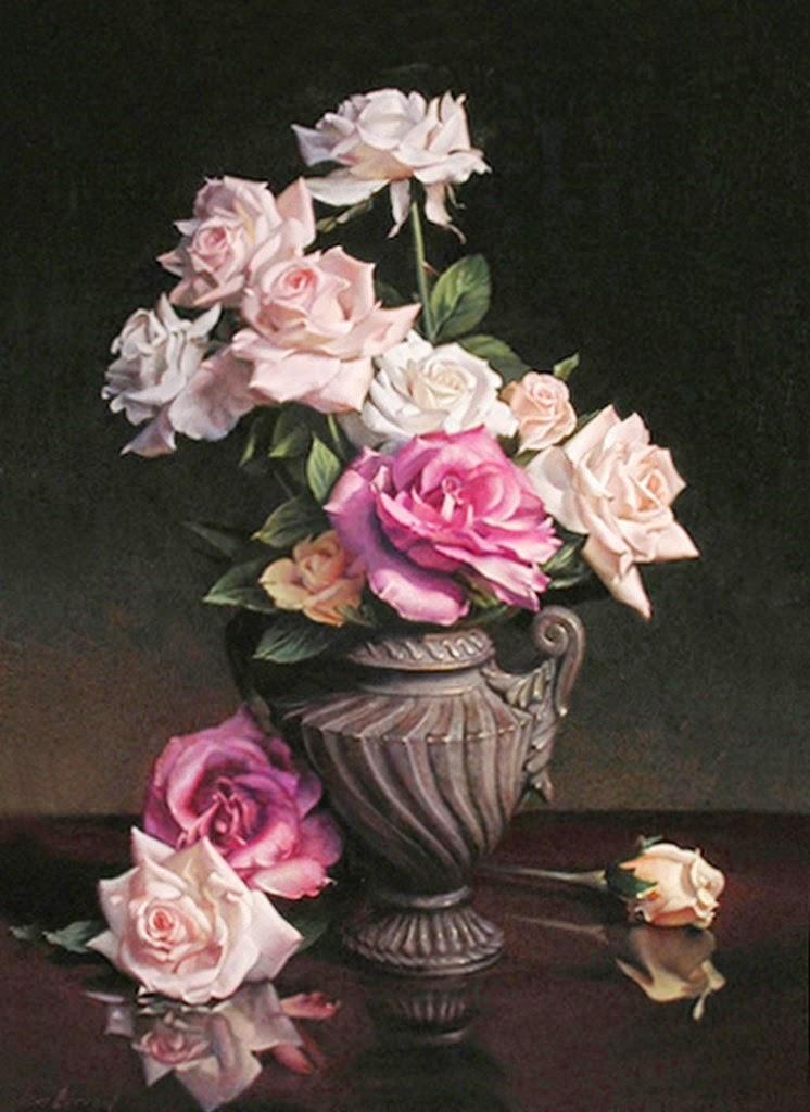 bodegones-con-jarrones-de-flores
