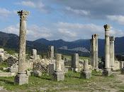 Volubilis, ciudad romana proxima a Meknes
