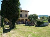 Galeria i jardí de Can Rabassa
