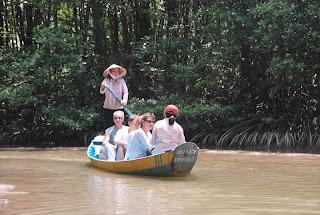 Can Gio, changements à la première réserve de biosphère mondiale du Vietnam