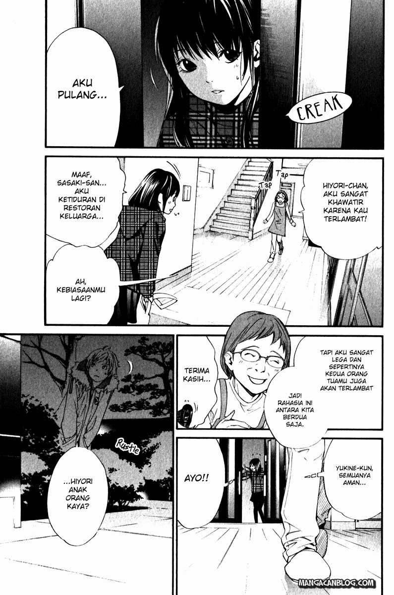 Komik noragami 006 - scary person 7 Indonesia noragami 006 - scary person Terbaru 0|Baca Manga Komik Indonesia|Mangacan