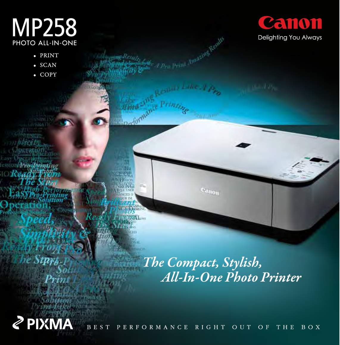 driver scanner canon mp258 full