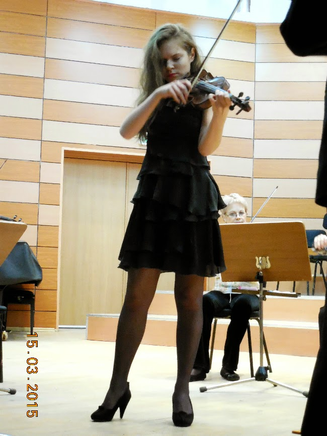 recital de vioara