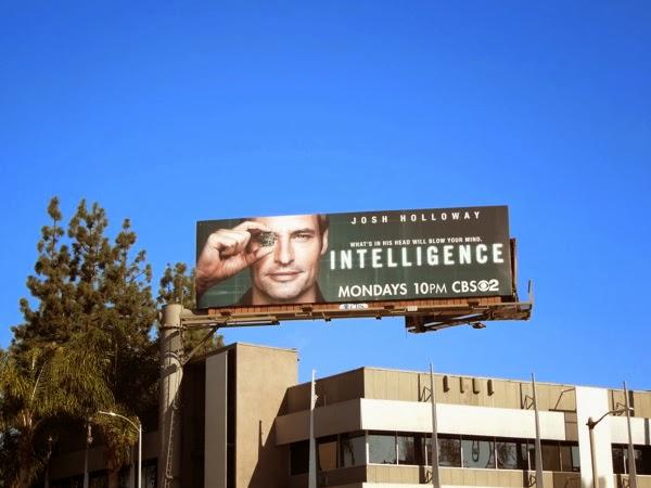 Intelligence season 1 billboard