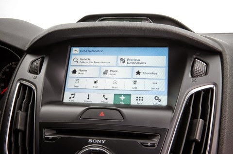 Ford SYNC® 3 Brings Customers New Level of Connectivity