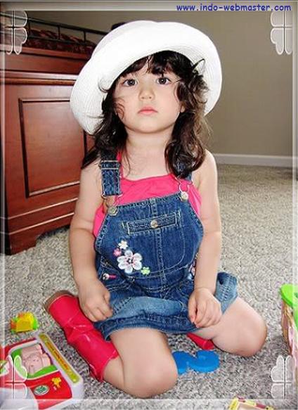 Inilah Budak Kecil Yang Paling Cantik Di Dunia