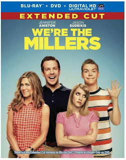 We're the Millers (Blu-ray+DVD+UltraViolet) on Amazon