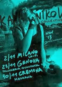 K.coll. live! Nov 2013:
