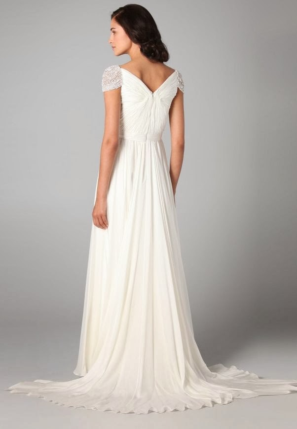 Hot Sale Simple Wedding Dresses from RainingBlossoms