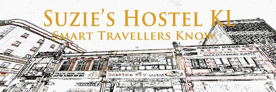 Suzies Hostel, The Backpackers Mecca Hostel in  Kuala Lumpur