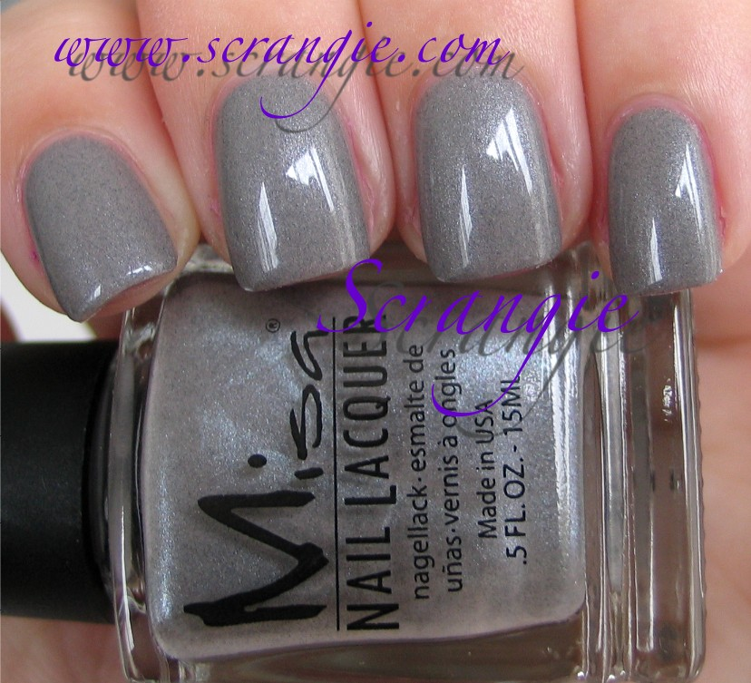 Scrangie: Misa Surreal Escape Collection Winter 2011 Swatches and Review
