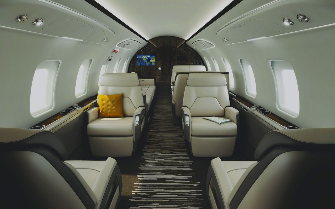 Estas son las novedades en jets privados rysspty for Las novedades
