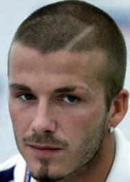 Foto Model  Rambut David Beckham