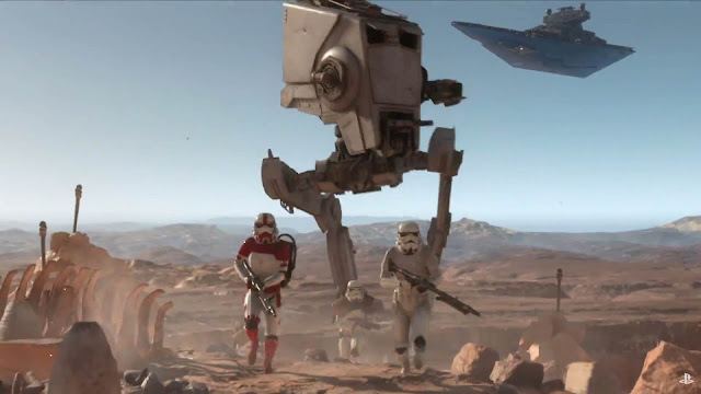 e3 2015 Star Wars: Battlefront