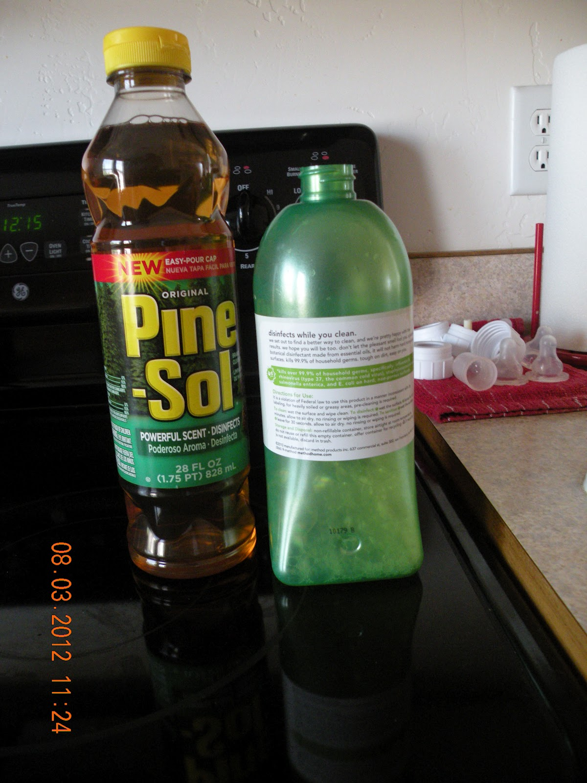 pintology pine sol as fly repellant