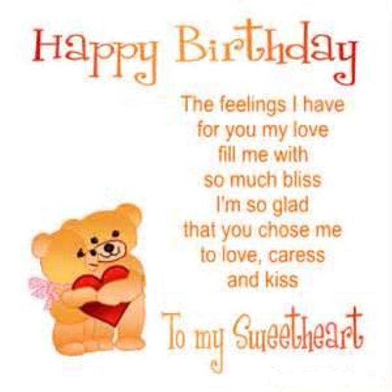 Boyfriend Birthday Sms: Funny-love-sad-birthday Sms: Birthday Sms