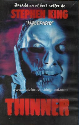 Thinner (Maleficio) , Stephen King, Tod Holland, Robert John Burke, Joe Mantegna