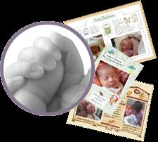 Regalos recién nacido
