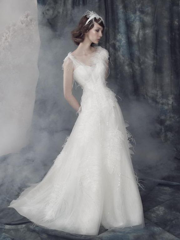 Jim Brautmode Brautkleider Online: Brautkleider Stil für den Frühling