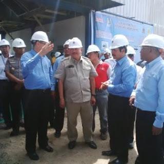 Gubernur Sumsel Apresiasi PLTBg PT Sampoerna Agro