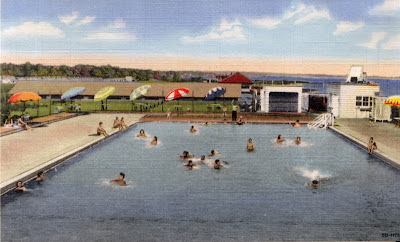 Aberdeen NJ Life History Cliffwood Beach Pool Constructed 1929