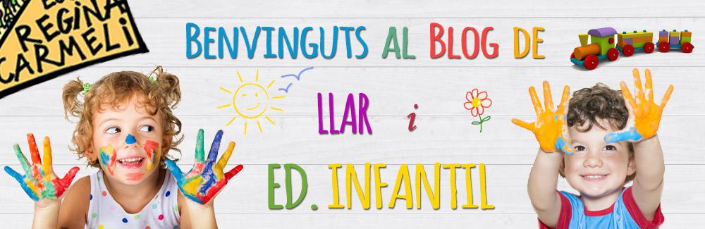 Blog de Llar i Ed. Infantil del Regina Carmeli Horta