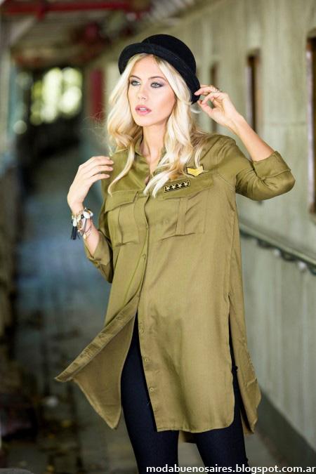 Tendencias de moda otoño invierno 2016 Reina Ana.