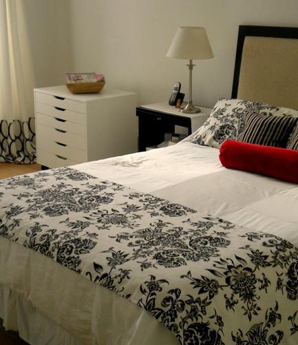 Crear un Dormitorio Blanco y Negro Fácil y Práctico