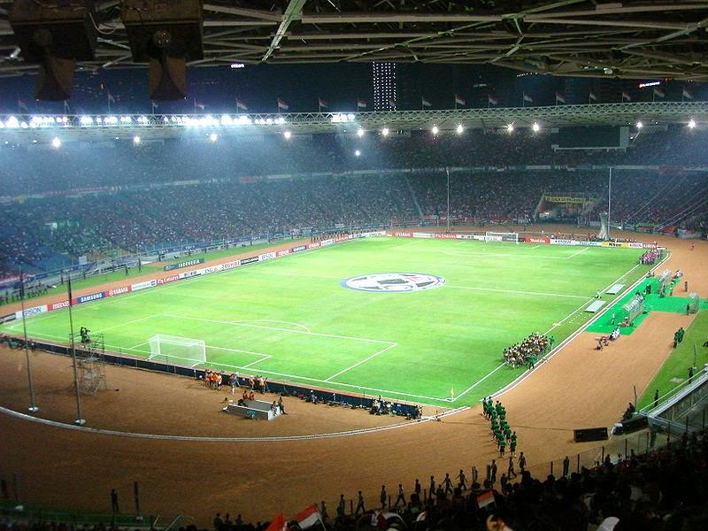 Stadion Gelora Bung Karno Alias Stadion Senayan