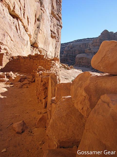 grand gulch ruins