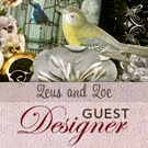 Zeus and Zoe ~ April 2013 Guest Designer