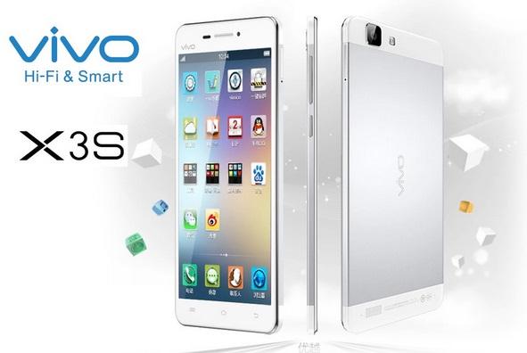 Harga Android Vivo X3s