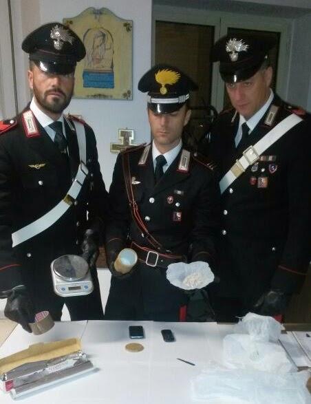 """Comando Regionale,  Carabinieri """"Puglia"""", in azione"""