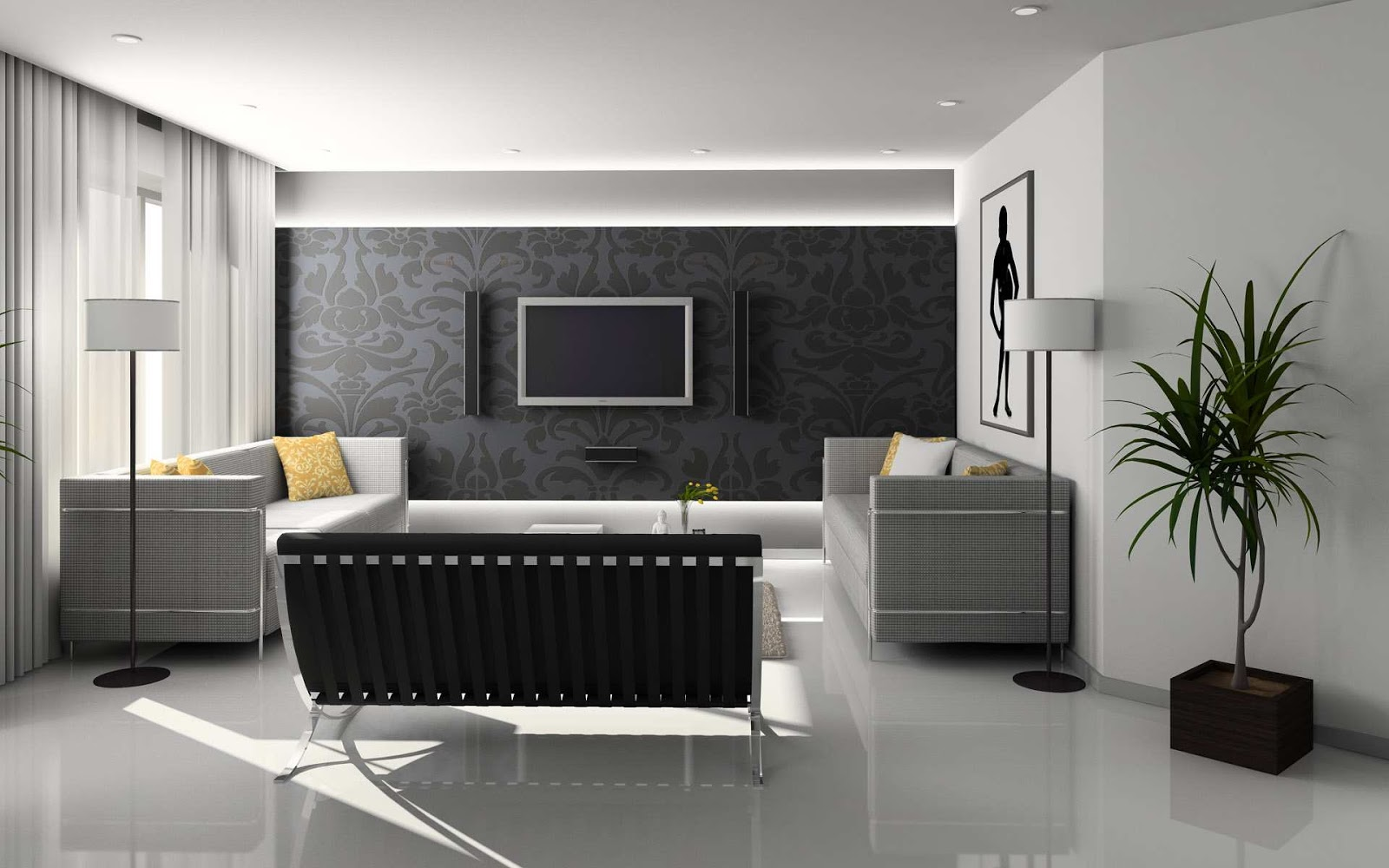 House interior design best interior for Interior designs of a house