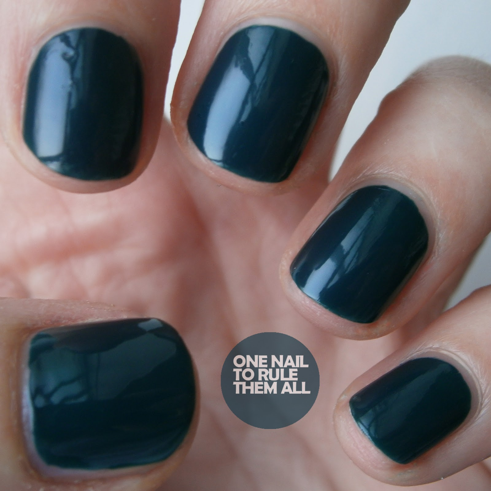 One nail to rule them all collection 2000 twilight review and next is dusk a lovely teal one bonus to this polish was definitely that it didnt stain like most teals this was two coats with no top coat prinsesfo Gallery