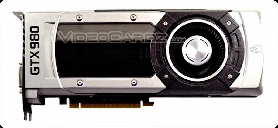 Spesifikasi NVIDIA GeForce GTX 980