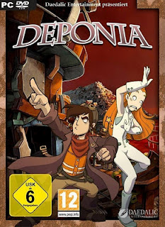 Telecharger Deponia pc