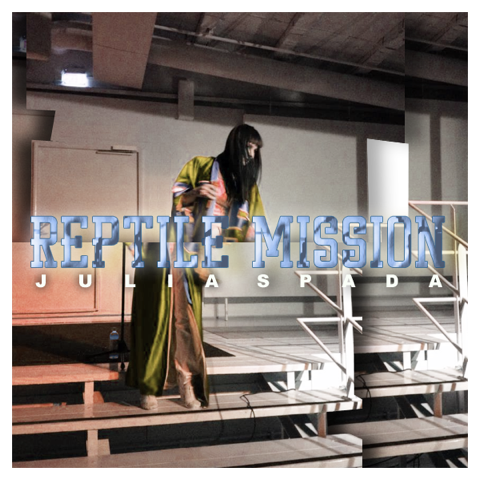 No1 Swedish Breakthrough artist Julia Spada debuts Reptile Mission