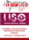 CONVENIO COLECTIVO ESTATAL 2017/2020