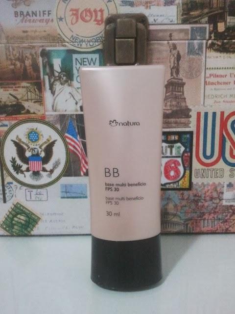 BB Cream, Natura, Una