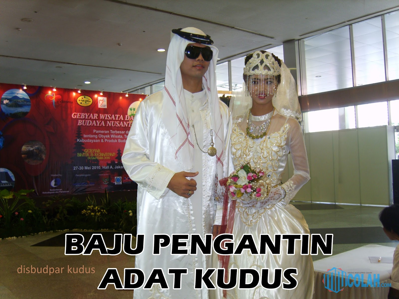 pengantin adat kudus unik namun terabaikan internet marketing
