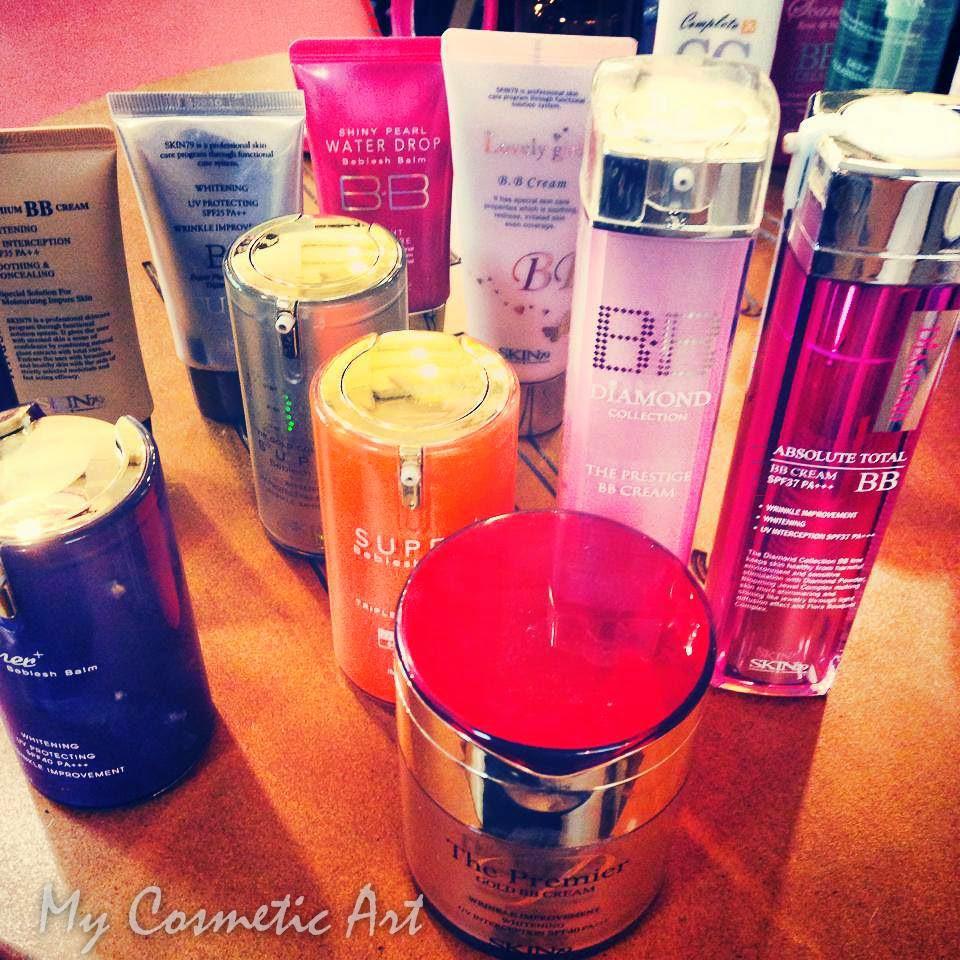 Las BB Creams de Skin79