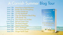 A Cornish Summer Blog Tour