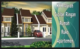 Properti Rumah Ruko Apartemen KPR